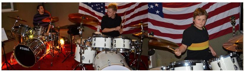 Schlagzeugunterricht Münster - Schlagzeug-Unterricht in Münster - Schlagzeug lernen Münster